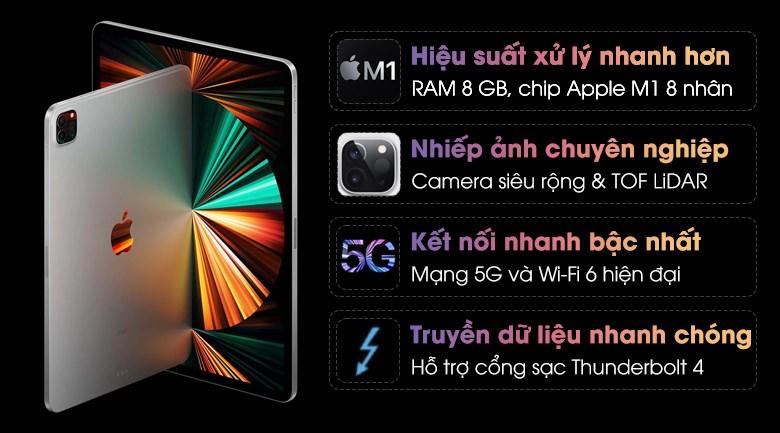 iPad Pro M1 11 inch WiFi Cellular 128GB (2021)