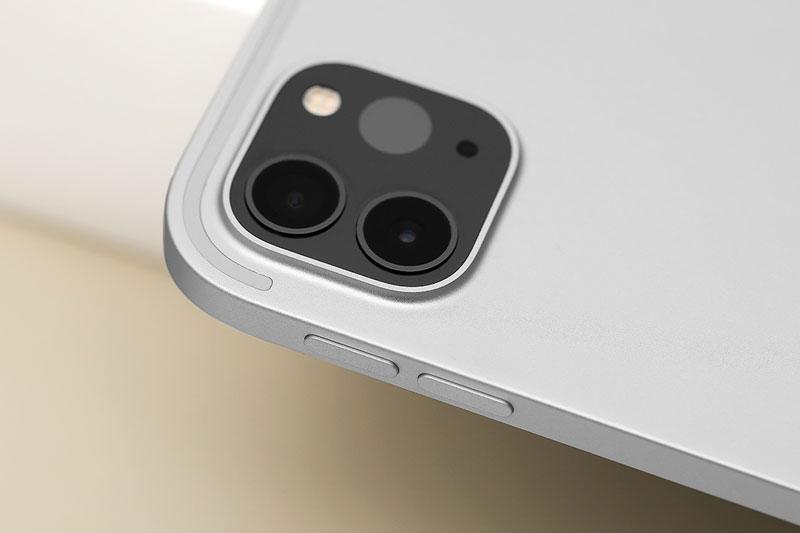 iPad Pro M1 11 inch WiFi Cellular 128GB (2021) | Sở hữu thiết kế dạng hộp được vát cạnh vuông vức