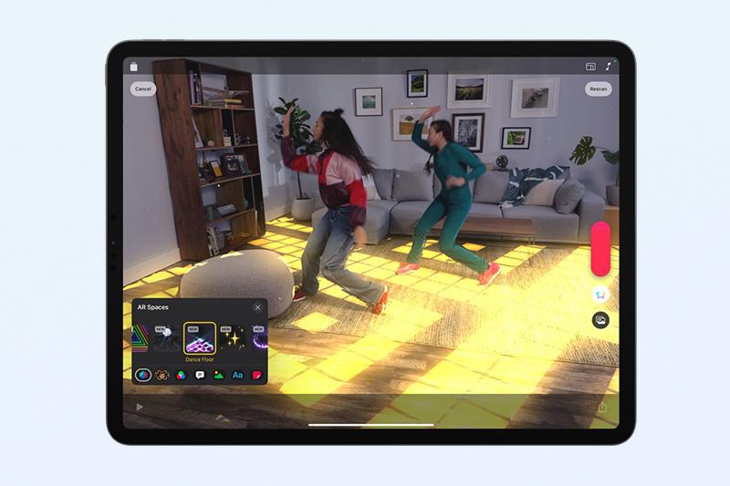 iPad Pro M1 11 inch WiFi Cellular 128GB (2021) | Máy quét LiDAR tăng cường trải nghiệm ứng dụng thực tế ảo AR