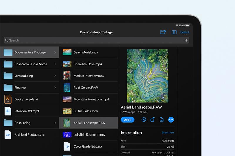 iPad Pro M1 11 inch WiFi Cellular 128GB (2021) | Với mức dung lượng 128 GB cho bạn lưu trữ thoải mái hơn