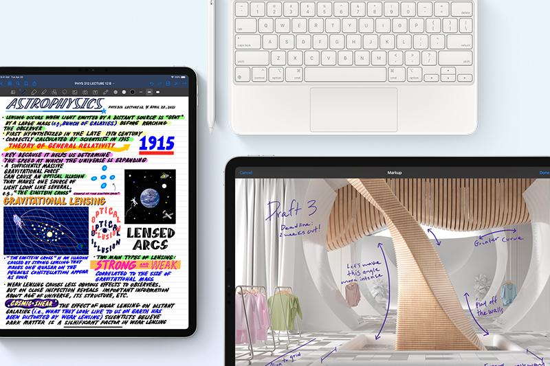 iPad Pro M1 11 inch WiFi Cellular 128GB (2021) | Cung cấp kho ứng dụng khổng lồ, giúp tối đa hóa mọi trải nghiệm