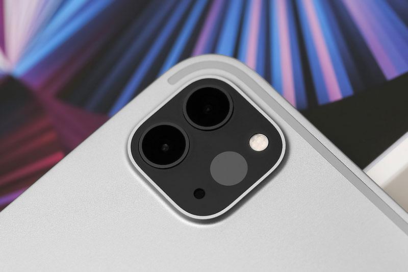 iPad Pro M1 11 inch WiFi Cellular 256GB (2021) | Hệ thống camera sau