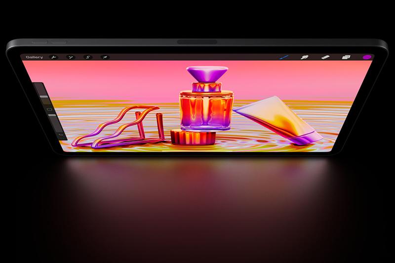 iPad Pro M1 11 inch WiFi Cellular 256GB (2021) | Tốc độ làm mới lên đến 120 Hz