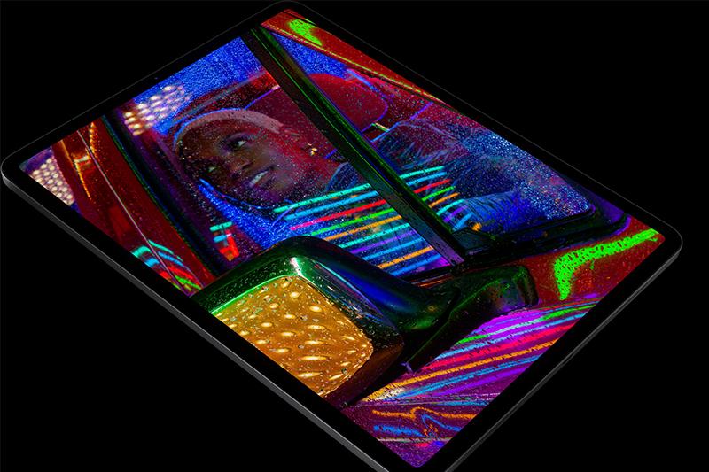 iPad Pro M1 12.9 inch WiFi 256GB (2021)   Công nghệ P3 wide color, True Tone cho khả năng hiển thị màu sắc sinh động