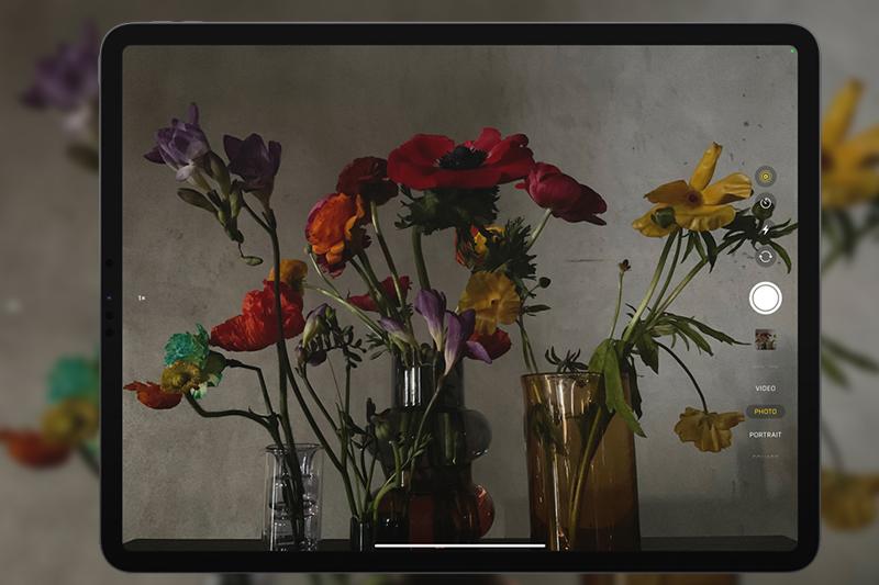 iPad Pro M1 12.9 inch WiFi Cellular 256GB (2021)   Máy quét LiDAR đột phá cho bạn trải nghiệm AR sống động