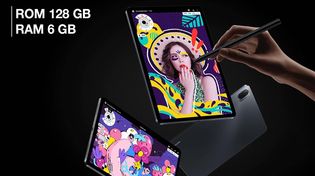 Dung lượng bộ nhớ - Xiaomi Mi Pad 5