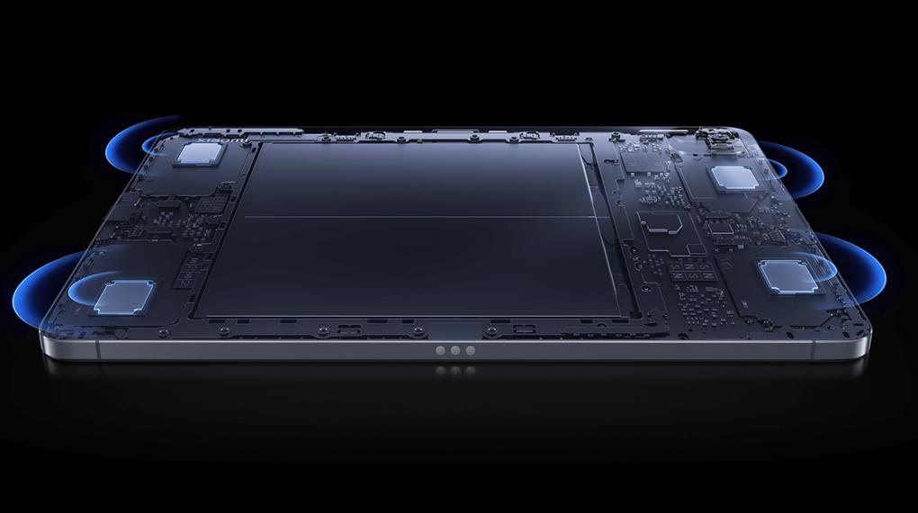 Công nghệ âm thanh Dolby Atmos - Xiaomi Mi Pad 5