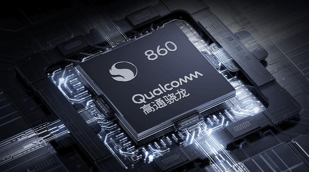 Cấu hình mạnh mẽ với Snapdragon 860 - Xiaomi Mi Pad 5