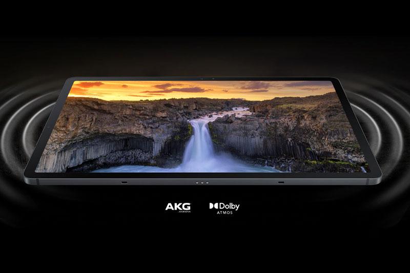 Galaxy Tab S7 FE | Trang bị hệ thống loa AKG