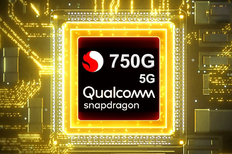 Galaxy Tab S7 FE   Trang bị con chip Snapdragon 750G