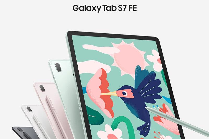 Galaxy Tab S7 FE | Xử lý tốt công việc trên màn hình lớn