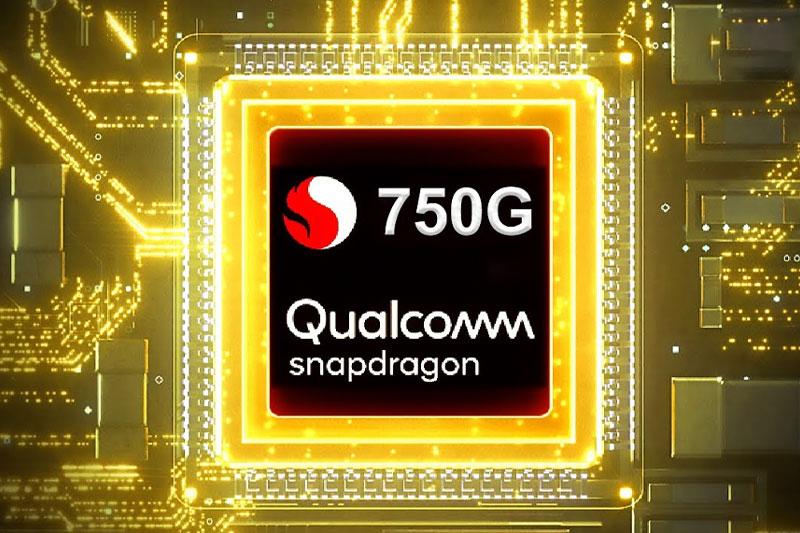 Galaxy Tab S7 FE | Trang bị con chip Snapdragon 750G