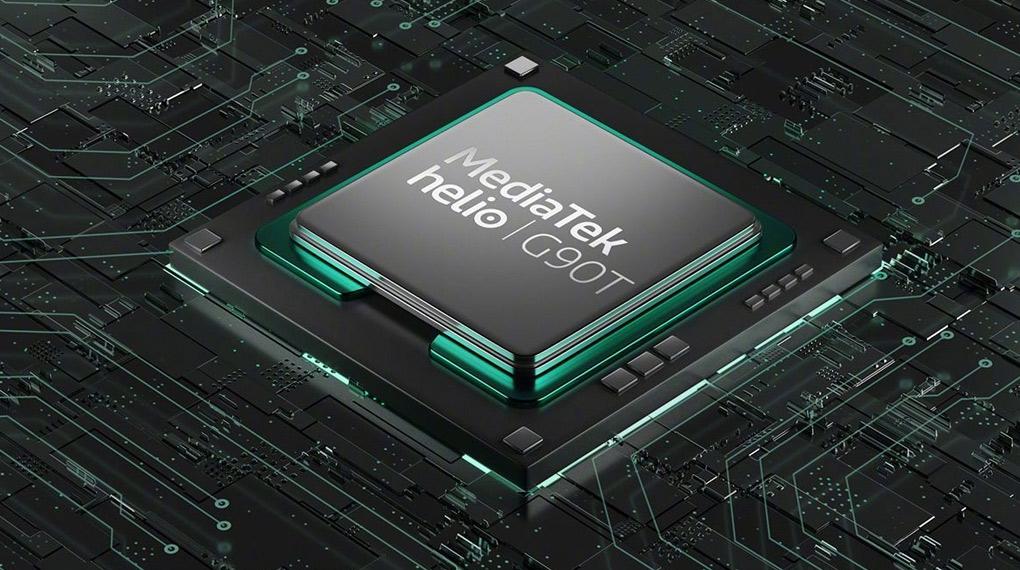 Sức mạnh đến từ con chip MediaTek Helio G90T - Lenovo Tab P11 Plus