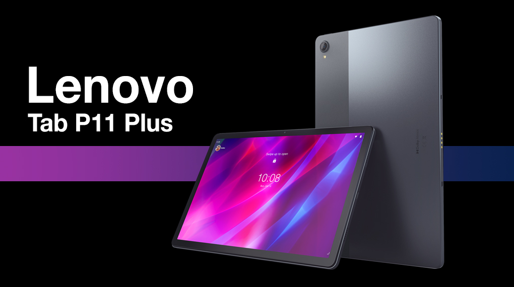Vẻ ngoại thanh thoát, trẻ trung - Lenovo Tab P11 Plus