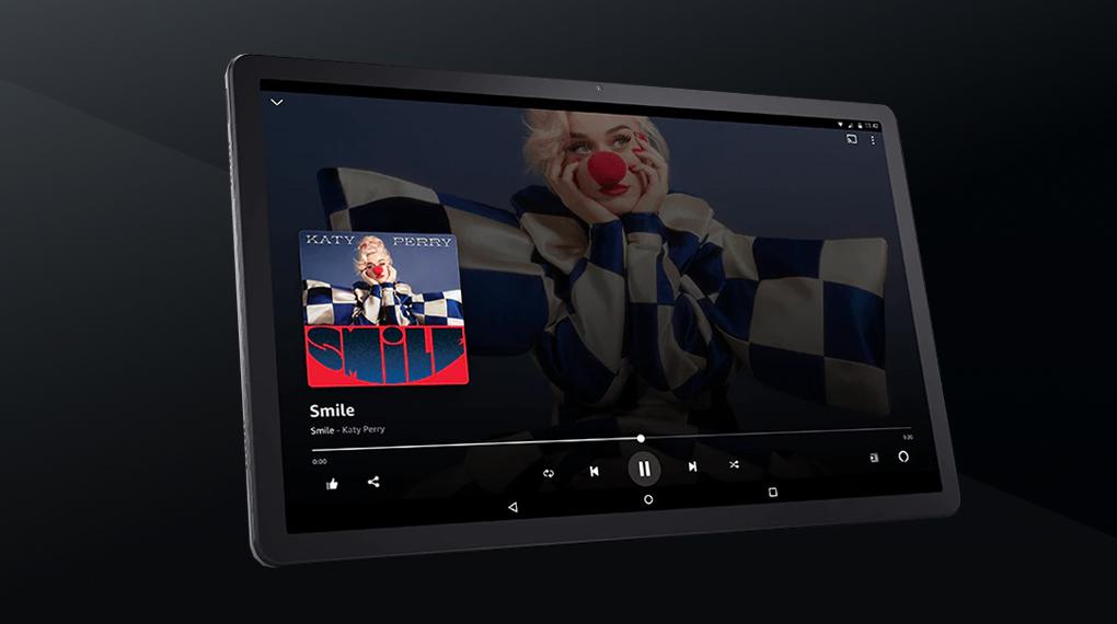 Tần số 60 Hz cho hình ảnh mượt mà - Lenovo Tab P11 Plus