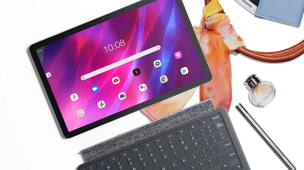Trang bị màn hình IPS LCD 11 inch - Lenovo Tab P11 Plus
