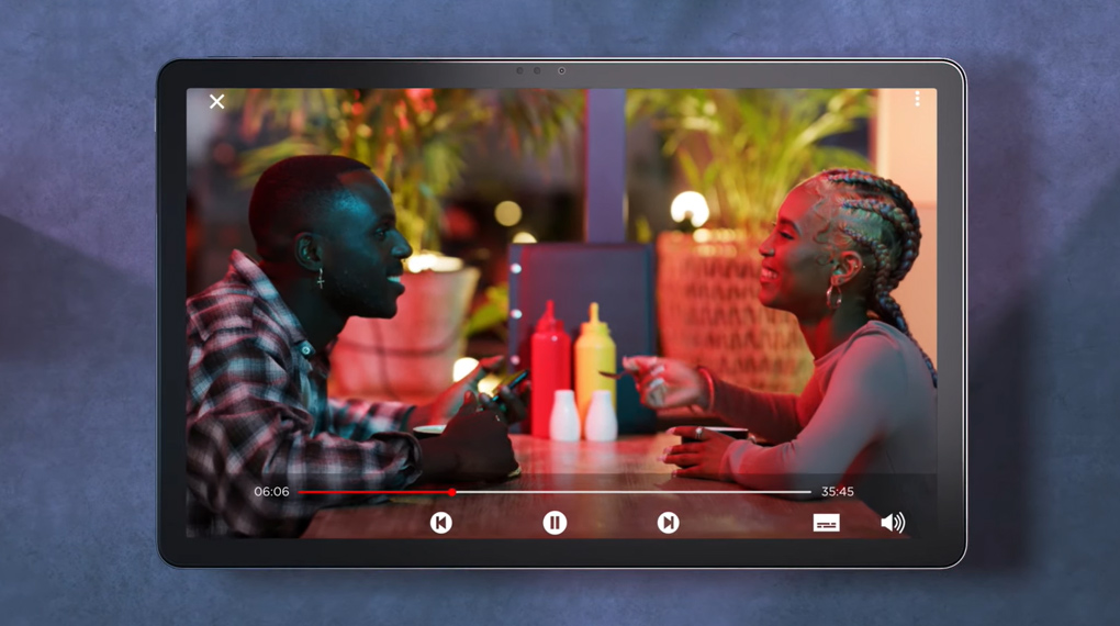 Diện tích hiển thị lớn -  Lenovo Tab P11 Plus