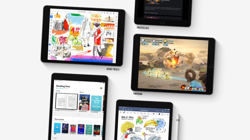 Dung lượng bộ nhớ - iPad 9 WiFi 64GB