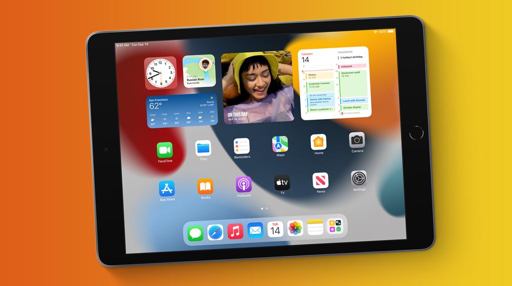 iPadOS đa nhiệm ổn định - iPad 9 WiFi 64GB