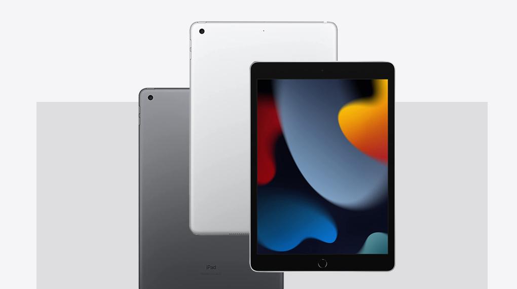 Vỏ ngoài tối giản bền bỉ - iPad 9 WiFi 64GB