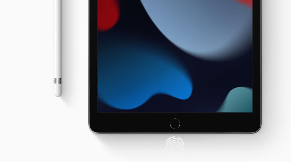 Cảm biến vân tay - iPad 9 WiFi 64GB