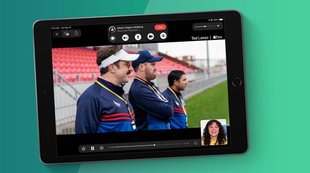 Màn hình Retina với độ phân giải cao - iPad 9 WiFi 64GB