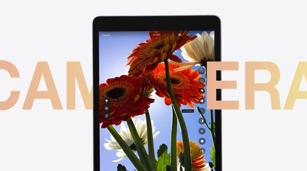 Camera sau 8 MP - iPad 9 WiFi 64GB