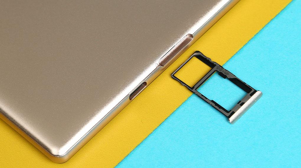 Máy tính bảng Masstel Tab 10.1 inch | Hỗ trợ thẻ nhớ ngoài 128 GB thoải mái lưu trữ