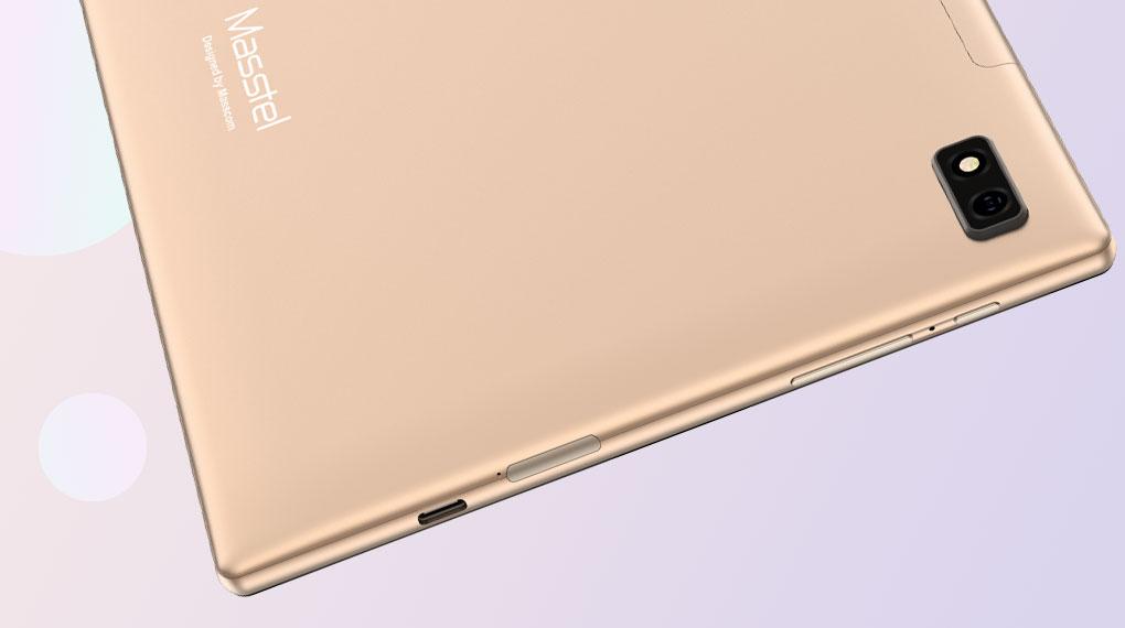 Máy tính bảng Masstel Tab 10.1 inch | Hỗ trợ 2 sim 2 sóng tiện lợi