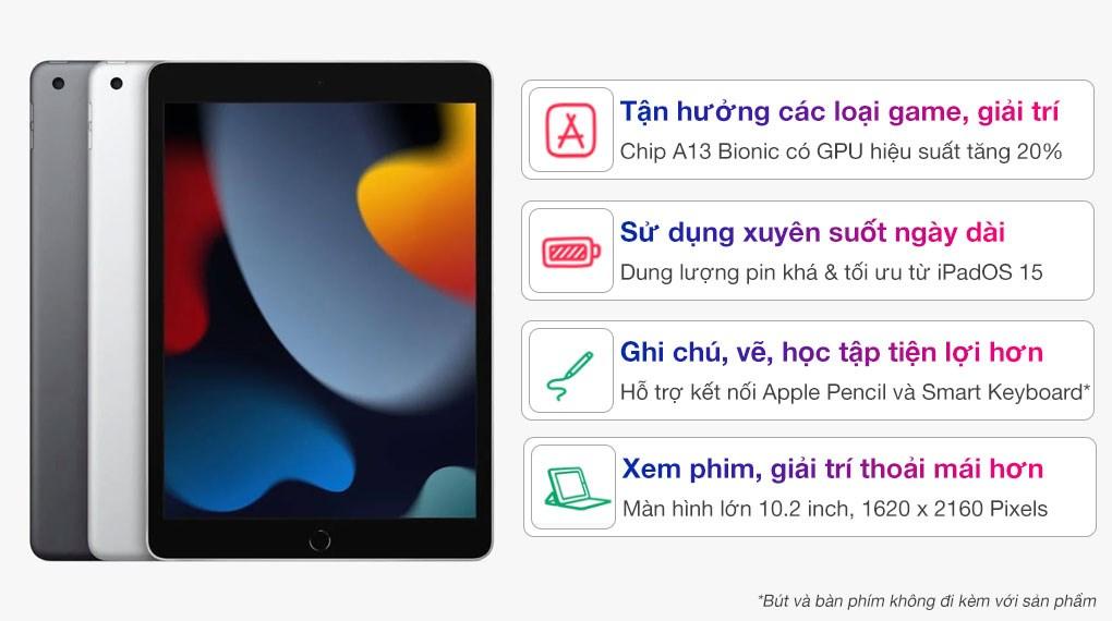 iPad 9 WiFi Cellular 256GB