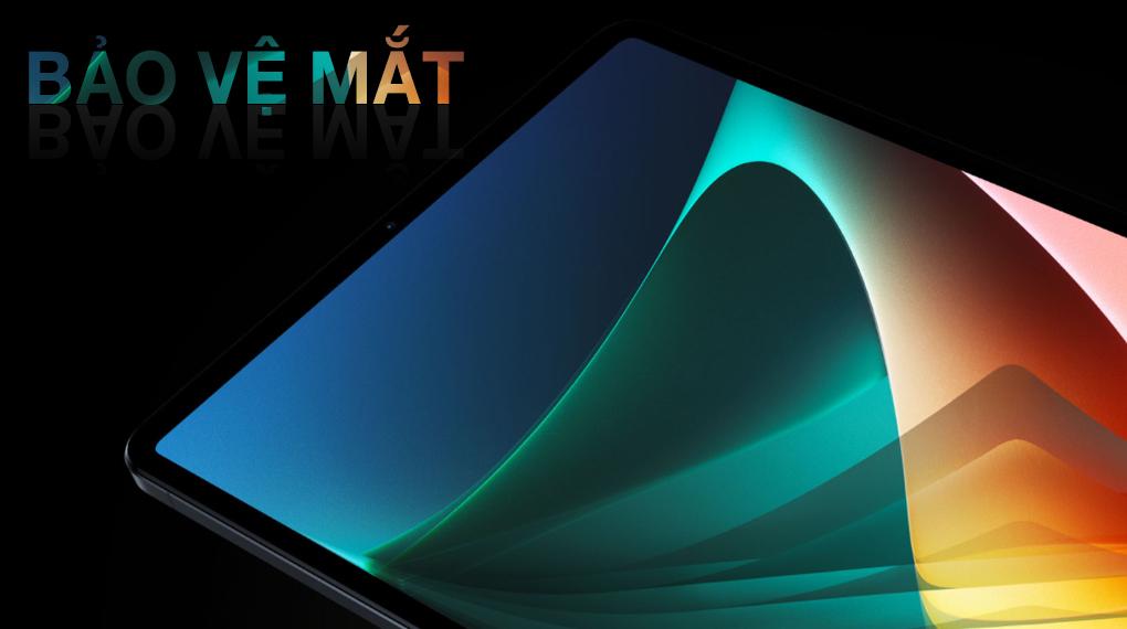 Khả năng lọc ánh sáng xanh bảo vệ mắt - Xiaomi Pad 5 256GB