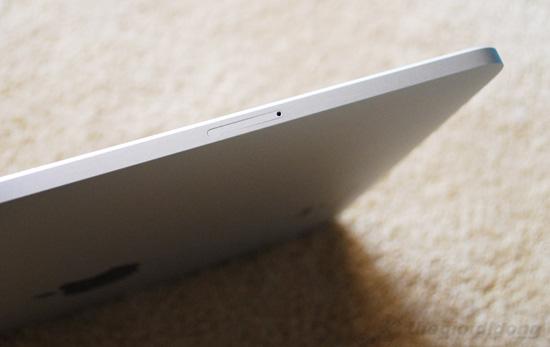 iPad 2 3G 16GB siêu mỏng với khe cắm microSIM