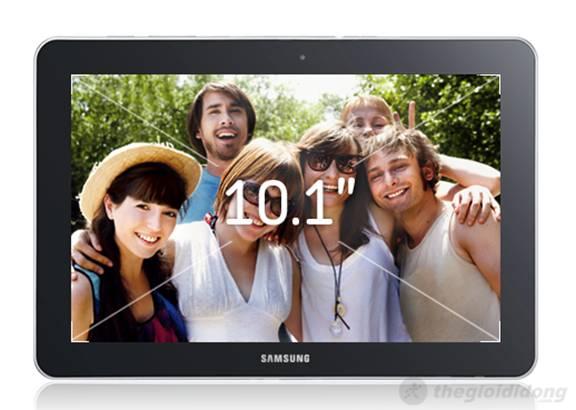 Tab 10.1 sở hữu màn hình 10.1  inch sắc nét