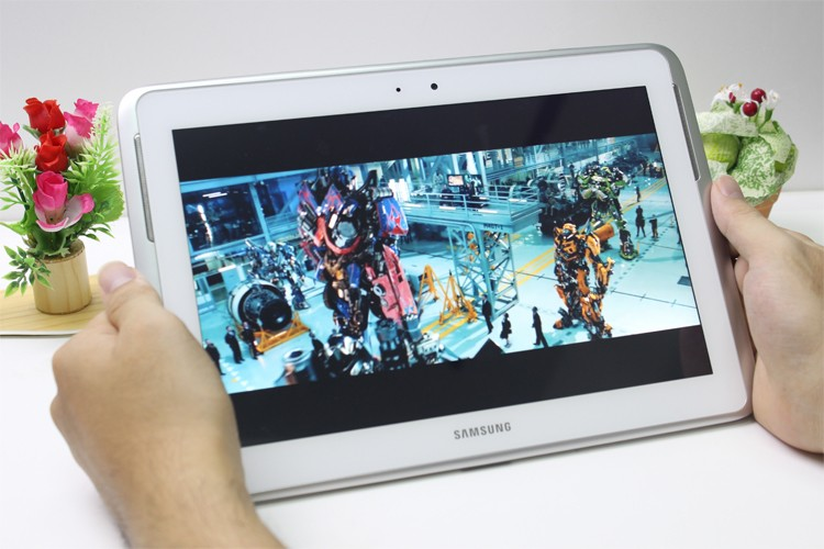 Galaxy Note 10.1 Performance