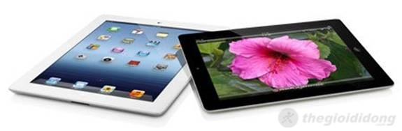 iPad 2012 wifi 4G 64Gb với chip A5X