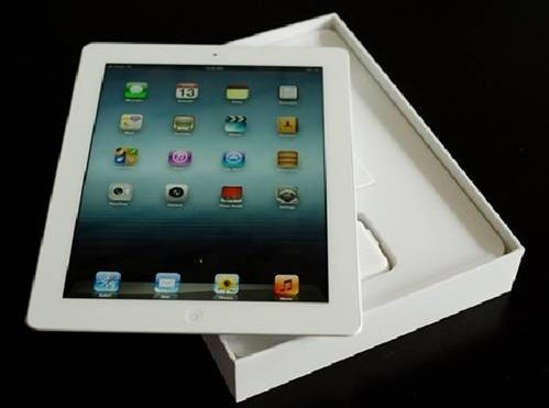 iPad 2012 wifi 4G – 64GB