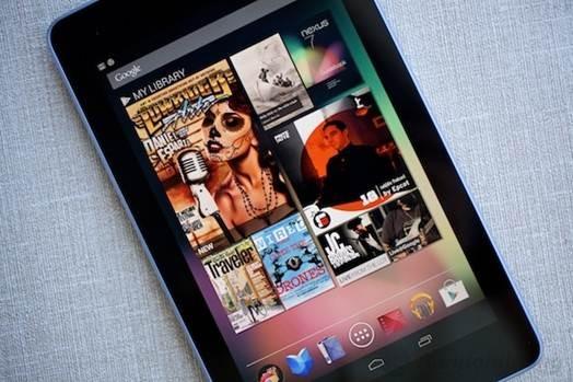 Nexus 7 chạy mượt mà rất nhiều ứng dụng