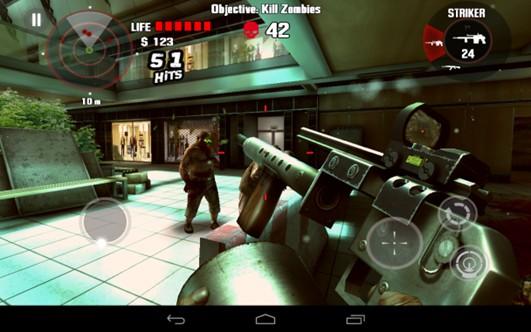 Các trò chơi trên Android đều có thể chạy trên máy
