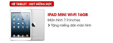 iPad mini 16GB/Wifi