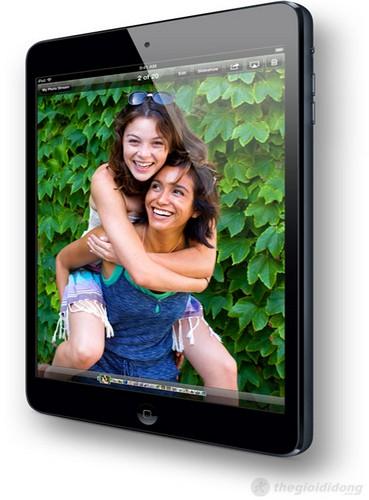 iPad mini cho hất lượng hiển thị rất tốt