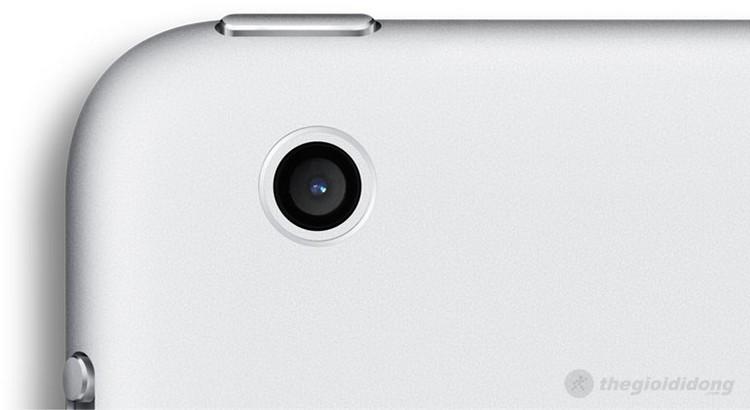 Camera 5mpx ở mặt sau của iPad mini Wi-Fi