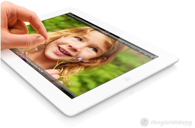 iPad 4 – hoàn thiện hơn, mạnh hơn