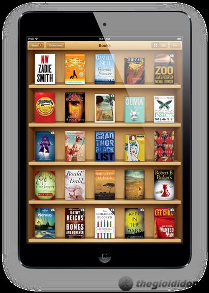 Giao diện iBooks