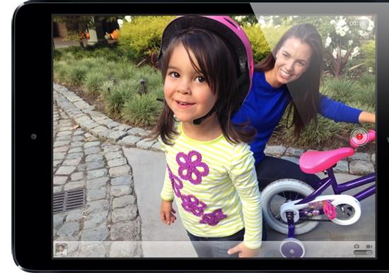 Quay lại những giây phút vui vẻ bên gia đình cùng iPad mini