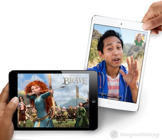 Sử dụng iPad mini bằng 1 tay