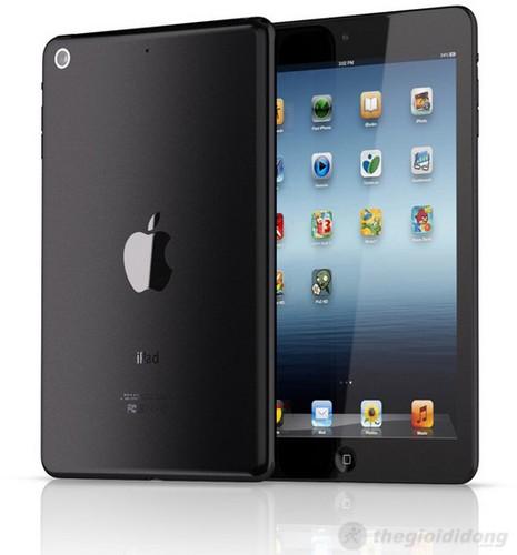 iPad mini đẹp đến từng chi tiết