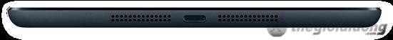 Cổng kết nối Lightning thông minh hơn, nhỏ gọn hơn trên iPad mini