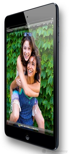 Chụp ảnh chân thực hơn trên iPad Mini Wifi Cellular 32Gb