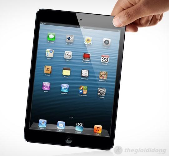 iPad Mini Wifi Cellular 32Gb rất nhẹ, cầm rất thoải mái