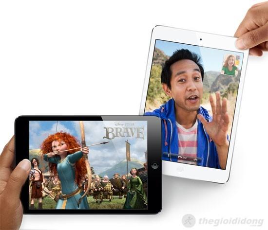 Sử dụng iPad Mini Wifi Cellular 32Gb bằng 1 tay